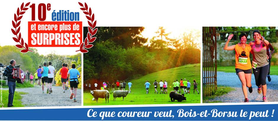 Jogging des 2 provinces
